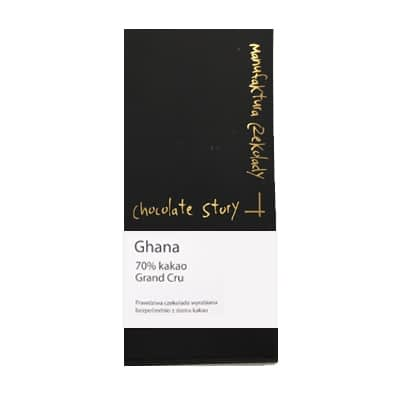 Manufaktura Czekolady 70% Ghana Grand Cru