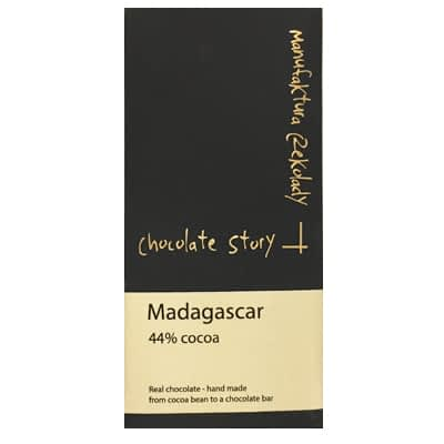 Manufaktura Czekolady 44% Madagascar Milk
