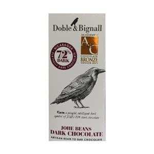 Doble & Bignall - Johe Raven 72% (SIngle Bar)