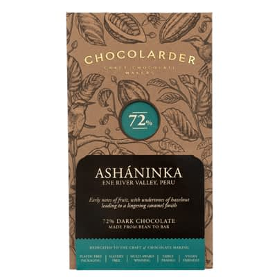 Chocolarder - Asháninka 72%