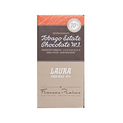 Tobago Estate Chocolate - Laura Dark Milk 45%