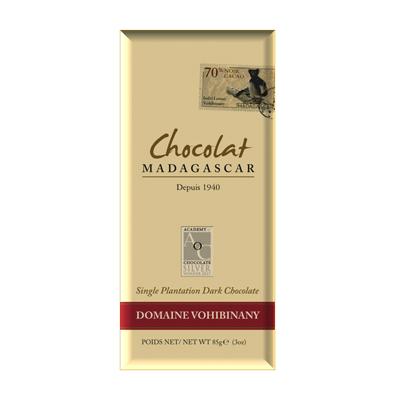 Chocolat Madagascar - Domaine de Vohibinany