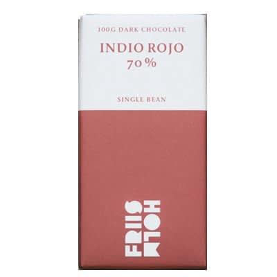 Friis Holm Indio Rojo (Guatemala) 70%