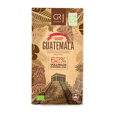 Georgia Ramon - Guatemala Dark Milk Chocolate