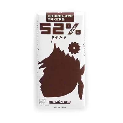 Chocolate Makers Awajún Peru Dark Milk 52%