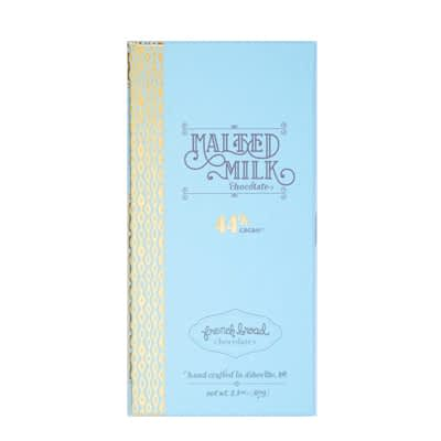 French Broad Chocolates - Malted Milk Chocolate