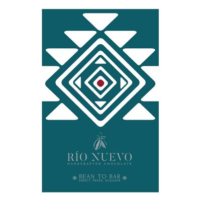 Rio Nuevo - Ecuador, 72% Dark Chocolate