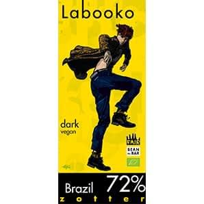 Zotter - Para, Brazil 72%