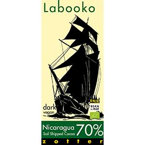Zotter - Nicaragua 70% Sail Shipped Dark Bar