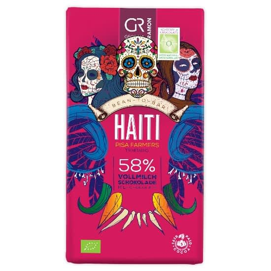 Georgia Ramon - Haiti 58% Dark Milk