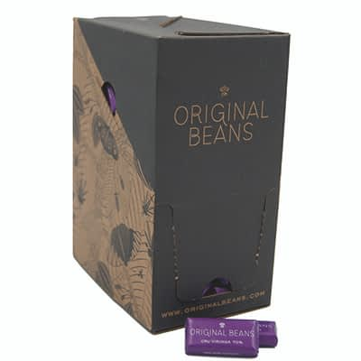 Original Beans - Cru Virunga 70% Dark Chocolate Neapolitans (Carton of 170)