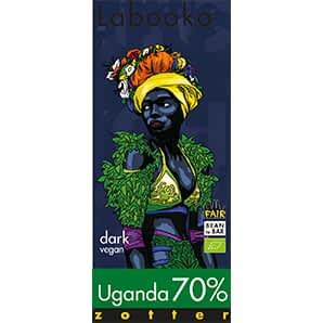 Zotter - Uganda 70% Dark Chocolate