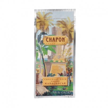 Chapon - Madagascar 75% Dark Chocolate