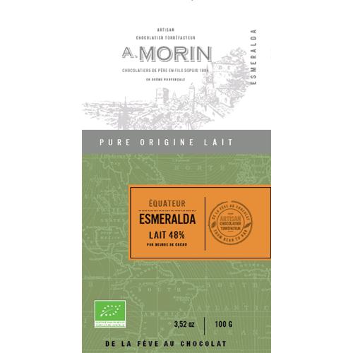 Morin - Esmeraldas, Ecuador 48% Milk Chocolate