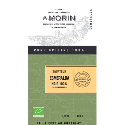 Morin - Esmeraldas, Ecuador 100% Cacao