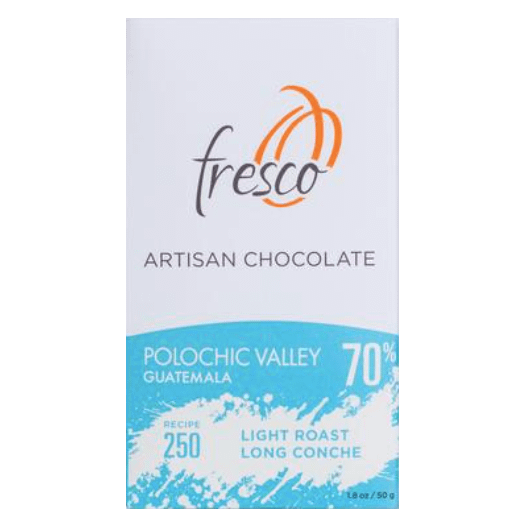 Fresco - Guatemala Polochic Valley 70% Light Roast