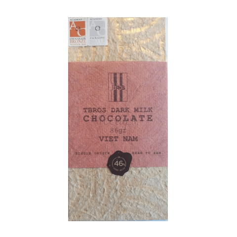 TBROS - Vietnam 46% Dark Milk Chocolate