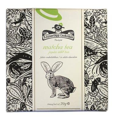 Rozsavolgyi White Chocolate Matcha Tea