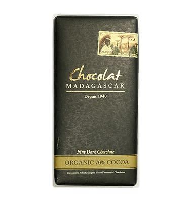 Chocolat Madagascar Organic 70