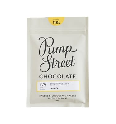 Pump Street Chocolate Jamaica Dark
