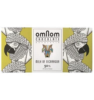 Omnom Milk of Nicaragua