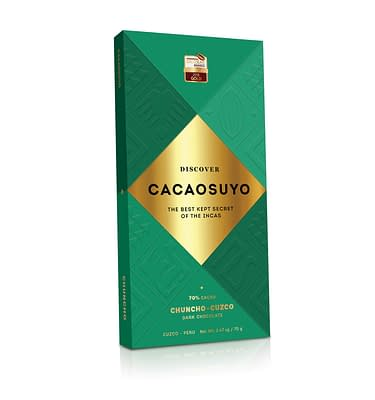 Cacaosuyo - Cuzco Chuncho 70%