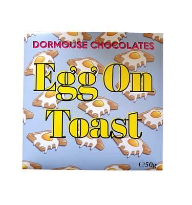 Dormouse Egg On Toast