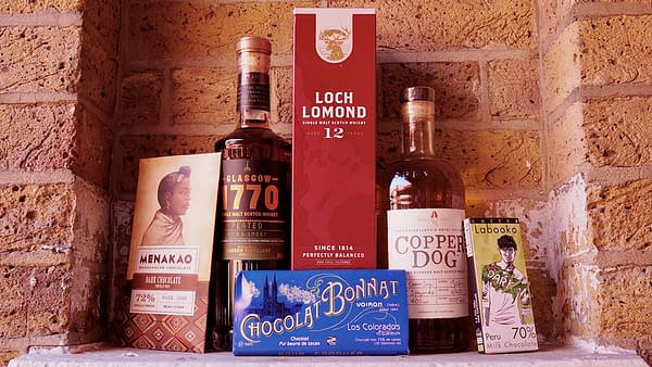Whisky and Chocolate Tasting with Rachel McCormack