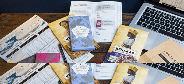 Virtual Tastings | Cocoa Runners