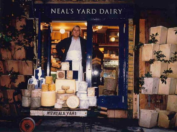 Neals Yard and Cocoa Runners, Tasting - 28th September