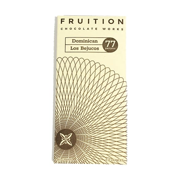 Fruition - Bejucos Estate, Dominican Republic 77%
