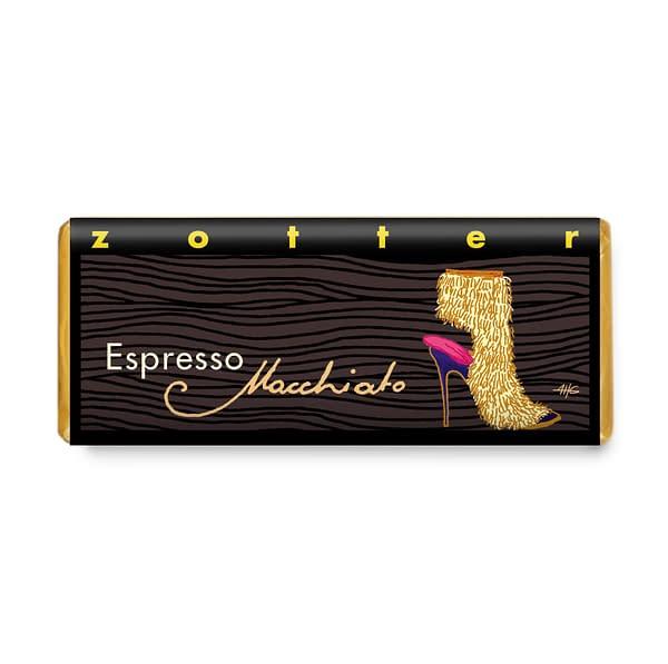 Zotter  - Espresso Macchiato Bar
