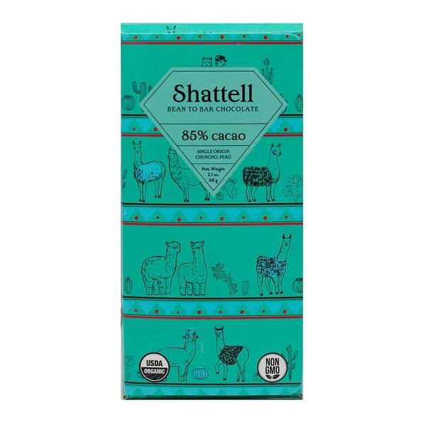 Shattell - Chuncho, Peru 85% Dark