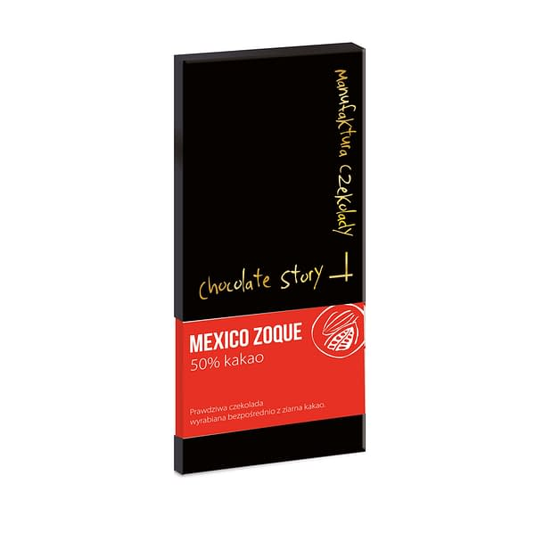 Manufaktura Czekolady - Zoque, Mexico 50% Milk