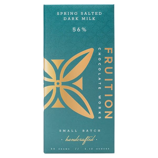 Fruition - Peru 56% Dark Milk with Spring Salt