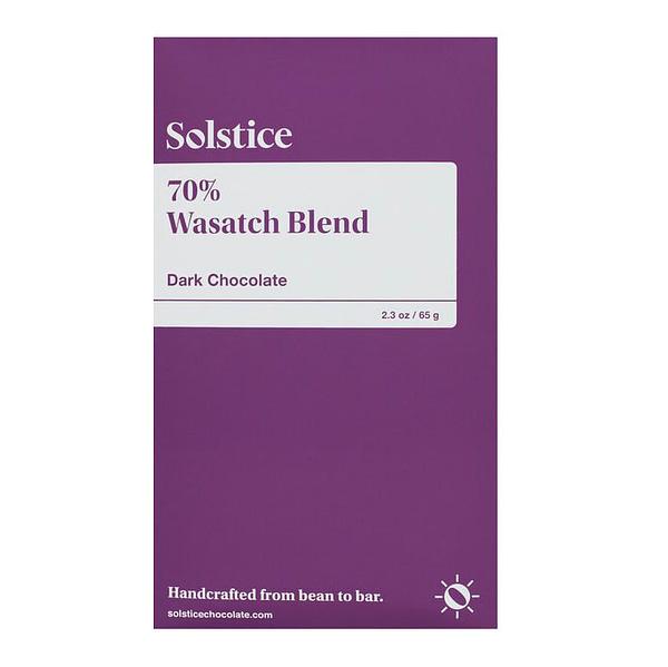 Solstice - Wasatch Blend 70% Dark