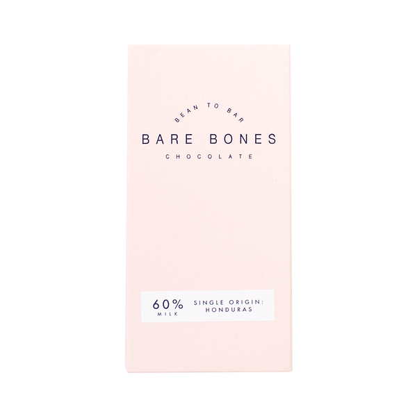 Bare Bones - Honduras 60% Dark Milk