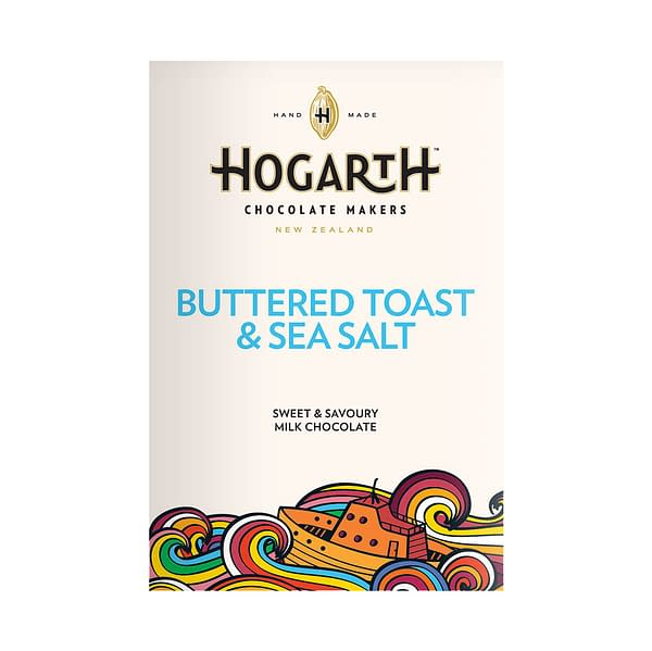 Hogarth - Buttered Toast and Sea Salt