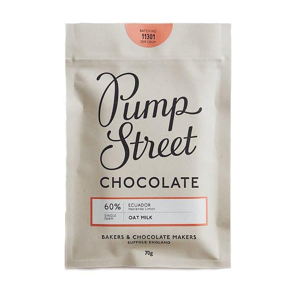 Pump Street - Ecuador 60% Oat Milk