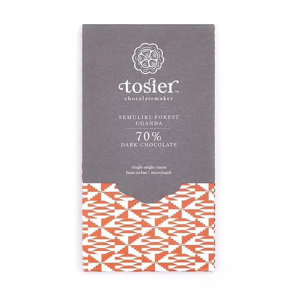 Tosier - Semuliki, Uganda 70% Dark