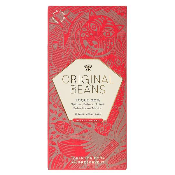 Original Beans - Mexico Zoque 88% (Carton of 13)