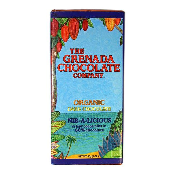Grenada Chocolate Company Nib-A-Licious
