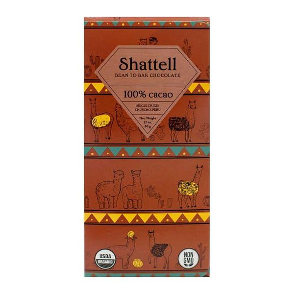 Shattell - Chuncho, Peru 100%