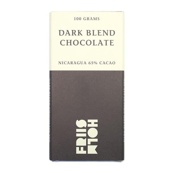 Friis Holm Nicaragua 65% Dark Blend