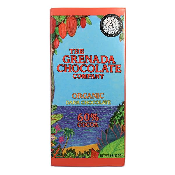 Grenada Chocolate Company 60%