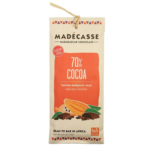 Madecasse 70% Cocoa
