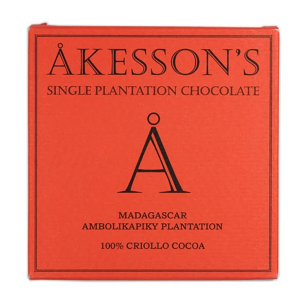 Akesson's - Madagascar 100% Criollo (Carton of 12)