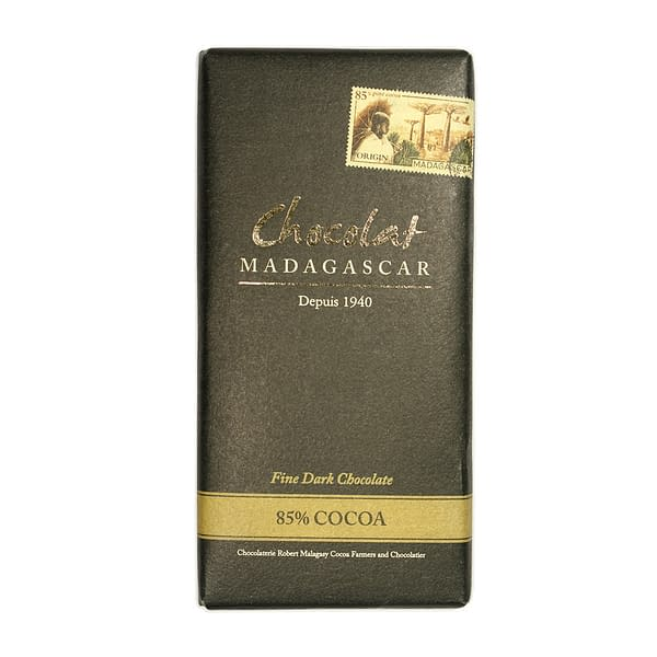 Chocolat Madagascar - 85% Dark Chocolate