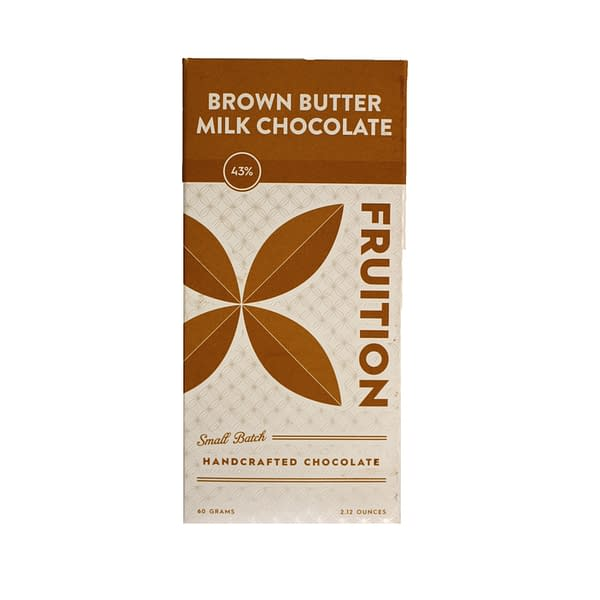 Fruition Brown Butter Milk 43%