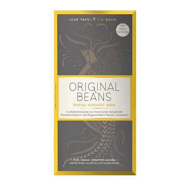 Original Beans - Papua Kerafat